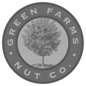 Green farm nut co. logo